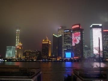 上海的夜景01